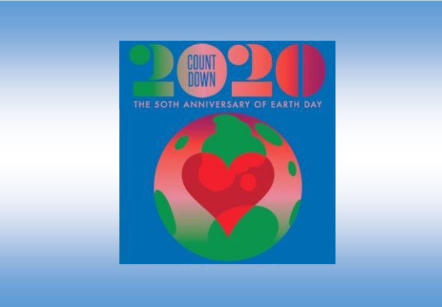 Count Down to Earth Day 2020 image
